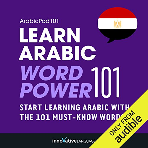 Learn Arabic - Word Power 101 cover art