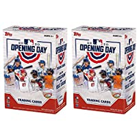 2020 Topps Opening Day Baseball Trading Cards Blaster Box (2 Boxes)