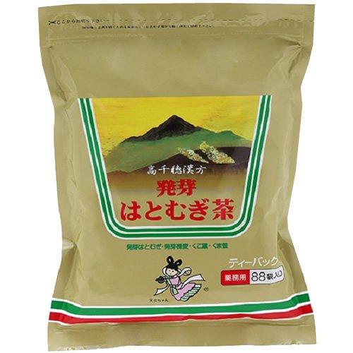 スマートマットライト 高千穂漢方研究所 発芽はとむぎ茶(業務用) 88P