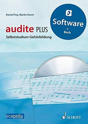 audite PLUS: Selbststudium Gehörbildung. Ausgabe mit CD-ROM.