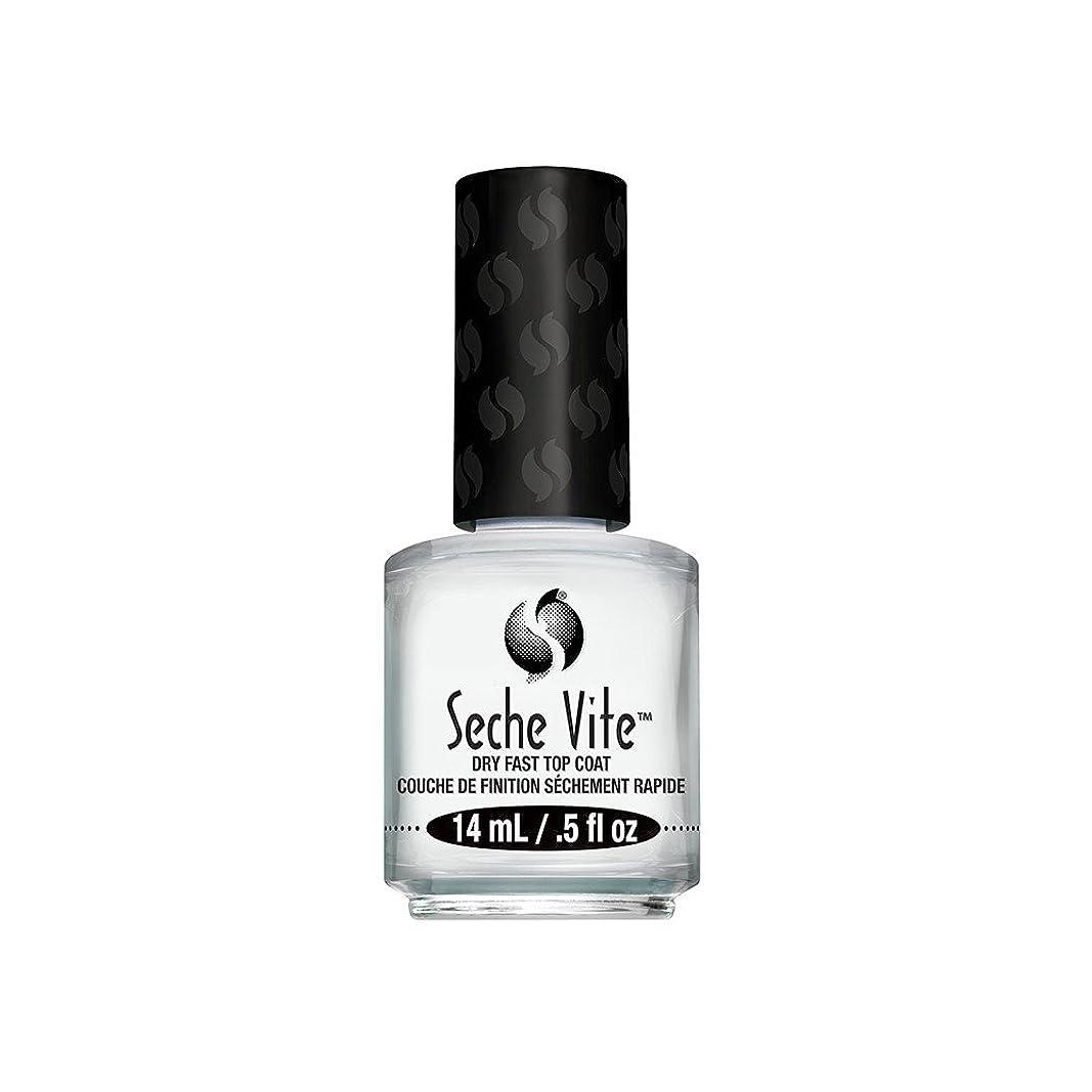 意図的ペンスインタビュー(6 Pack) SECHE Vite Dry Fast Top Coat (並行輸入品)
