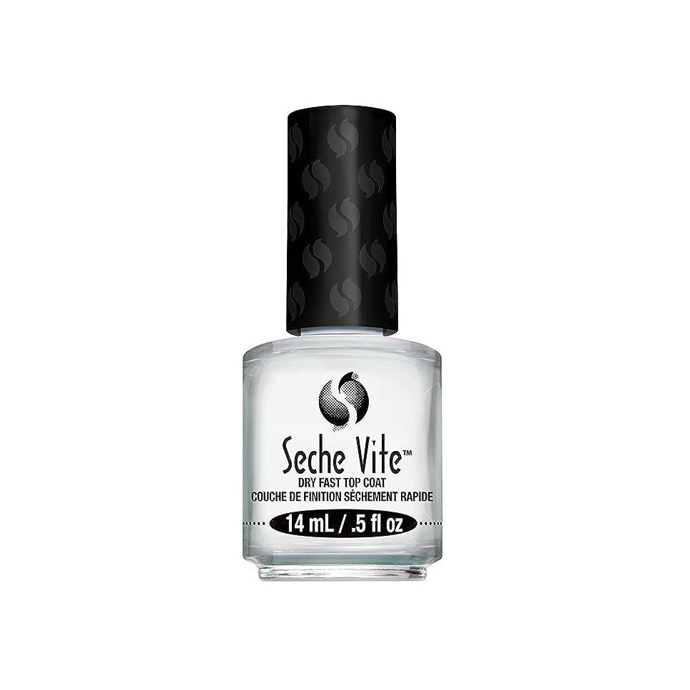 北極圏郵便物回転(6 Pack) SECHE Vite Dry Fast Top Coat (並行輸入品)