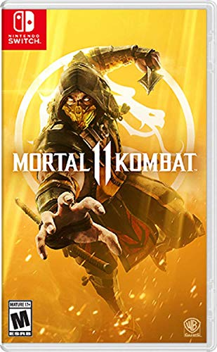 51i T0hVwFL - Mortal Kombat 11 - Nintendo Switch