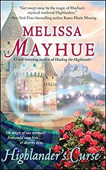 Highlander's Curse (The Daughters of the Glen Book 8) by [Melissa Mayhue]