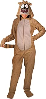 Regular Show Rigby Union Suit