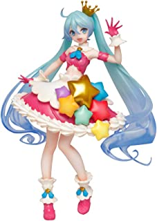 "Taito 7"" Hatsune Miku Birthday 2020 Action Figure"
