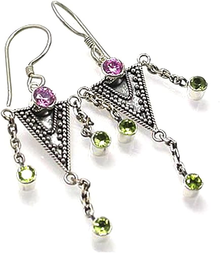 Painful Pleasures Waterfall Bali Sterling Surprise price Hook Elegant Silver French Pai