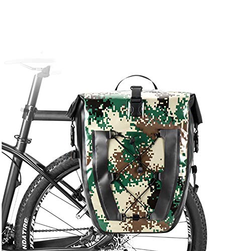 Bolsa portabicicletas trasera Impermeable bicicletas de carga de ciclo del bolso del...