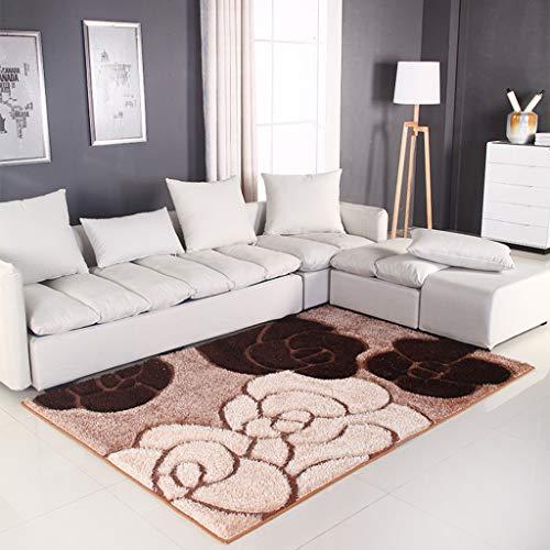 Jlxl tapijt, van polypropyleen, voor woonkamer, slaapkamer, hal, keuken, antislip