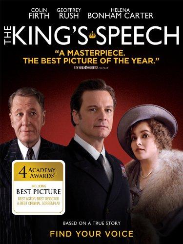 The King's Speech (Best Man Rehearsal Dinner Speech Examples)