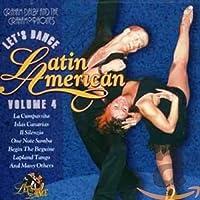 Vol. 4-Let's Dance Latin American'