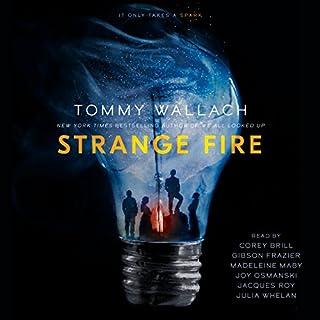 Strange Fire audiobook cover art