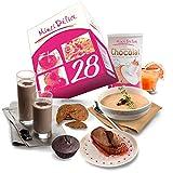 Rgimen Adelgazante Hiperproteico 28 das Desayuno Chocolate Paquete 66 productos...