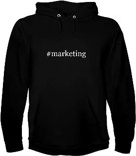 #Marketing - Men's Hoodie Sweatshirt