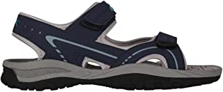 Slazenger  Mens Strappy Touch Close Fastenings Wave Sandals