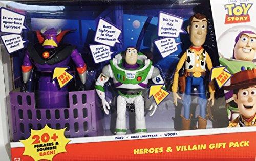Disney Pixar Toy Story Heroes...