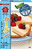 日清フーズ お菓子百科 クールン レアチーズケーキ 110g