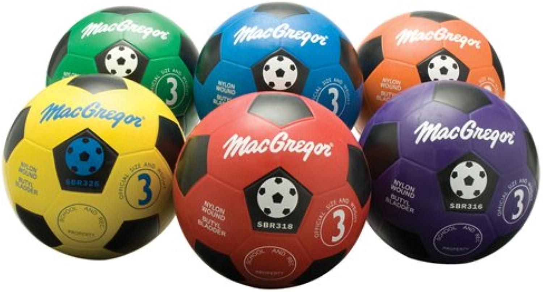 MacGregor MultiFarbe Soccer Prism Pack Größe 3 B00407TG54  Modebewegung