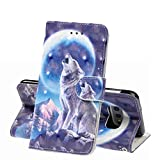 Beaulife. Coque pour Samsung Galaxy S10e 5,8' / S10 Lite Case 3D PU Cuir + TPU Portefeuille avec...