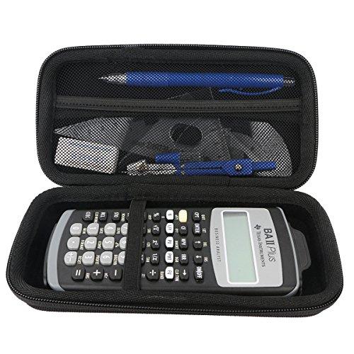 Khanka Hard Travel Case Replacement for Texas Instruments TI-30X IIS 2-Line Scientific Calculator/Texas Instruments BA II Plus Financial Calculator/Texas Instruments BAIIPLUS - BAIIPlus Financial Photo #4