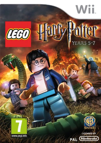Warner Brothers - Lego Harry Potter Years 5 - 7 /Wii (1 Games)