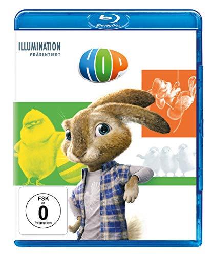 HOP (Illumination) [Blu-ray]