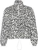 KTZAJO 2021 el último invierno caliente chaqueta de Puffer para las mujeres moda camuflaje corto burbuja abrigo cremallera abajo abrigo con bolsillo