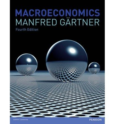 [(Macroeconomics)] [ By (author) Manfred Gärtner ] [December, 2013]