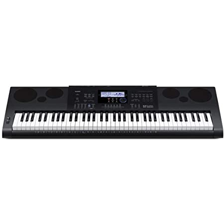 Casio WK-6600 76-Key Workstation Keyboard with Power Supply