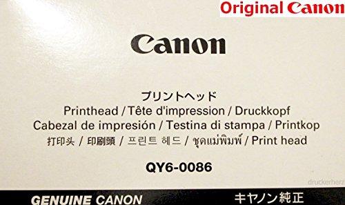 Canon QY6-0086 Druckkopf, Printhead für MX925, MX725, MX924, IX6850, BITTE LESEN
