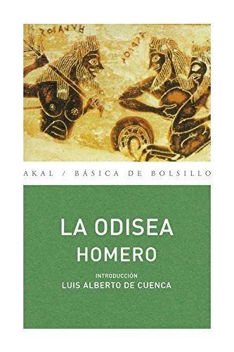 Download La Odisea / The Odyssey (Basica De Bolsillo) 8476000723