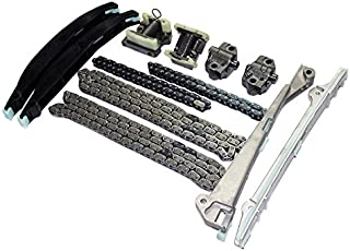 IFEP Aftermarket Engine Timing Chain Kit, Compatible with Ford/Lincoln - 99-07 NAVIGATOR | GT, MUSTANG 5.4 DOHC 330