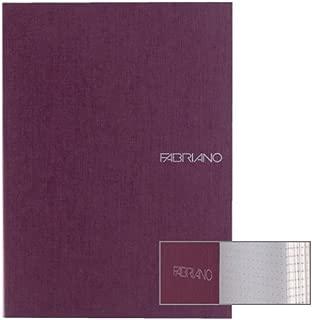 EcoQua Dot Notebook 5.8X8.25 Wine