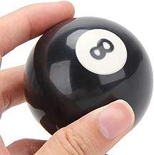 NewShot - Bola de entrenamiento estándar para billar de 6 puntos – tamaño de regulación, billar / piscina