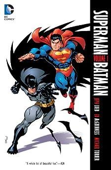 Superman/Batman Vol. 1: New Edition by [JEPH LOEB, Ed McGuiness, Dexter Vines, Ed McGuinness]