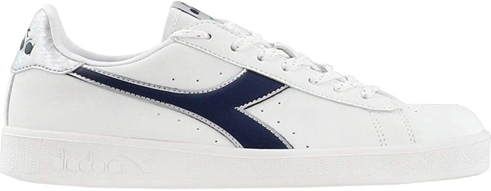 Diadora Mens Game Popularity P Sneakers Houston Mall Shoes Casual White -