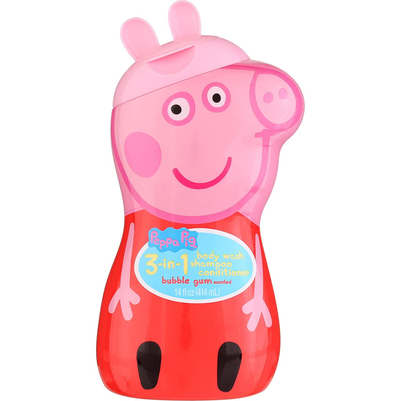 Max 82% OFF peppa pig 3 Seattle Mall in 1 conditioner wash shampoo body