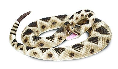 Eastern Diamondback Rattlesnake (Fake Snake)