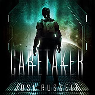 Caretaker audiobook cover art
