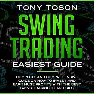 Swing Trading Easiest Guide audiobook cover art