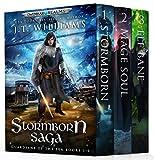 Stormborn Saga: Guardian of the Seas (A Tale of the Dwemhar Trilogy) (Stormborn Saga Series Boxset Book 1)