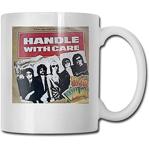 The Travelling Wilburys Mug Personality Coffee Cup Water Tea Drink Cup 330ml