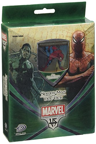 Marvel Knights Booster Blister Box 20p14C Upper Deck System Card Game Vs