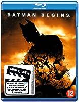 Batman begins [Blu-ray] [Import belge]