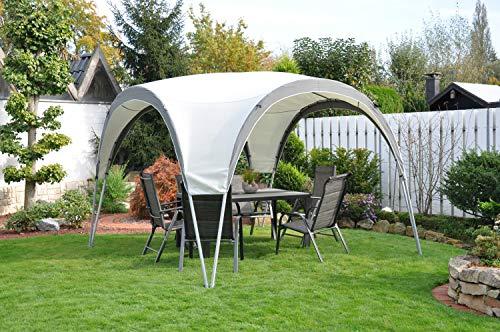 Leco Ultra Sonnendach, Pavillon, Lichtgrau, Grau, ca. L B 300 x H 235 cm