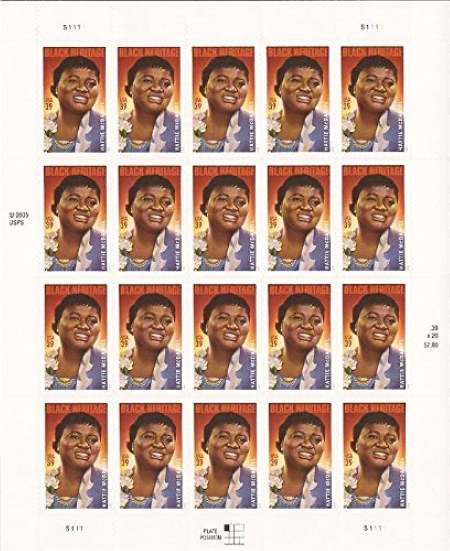 primera reputación de los clientes primero Collectible USA Postage Stamps 2006    negro Heritage Series  Actress Hattie McDaniel MNH Sheet Scott 3996 by USPS  descuento de ventas