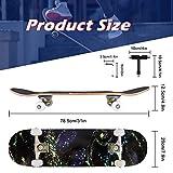 Zoom IMG-1 colmanda skateboard completo per principianti