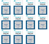 Agujas para Máquina de Coser Schmetz - Universal (Regular / Ordinario), Tamaño: 80/12 - Paquetes...