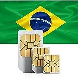 Tarjeta SIM de 3 GB prepago con 3 GB de Internet móvil para 30 días.