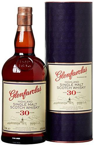 Glenfarclas 30 Years Old mit Geschenkverpackung (1 x 0.7 l)